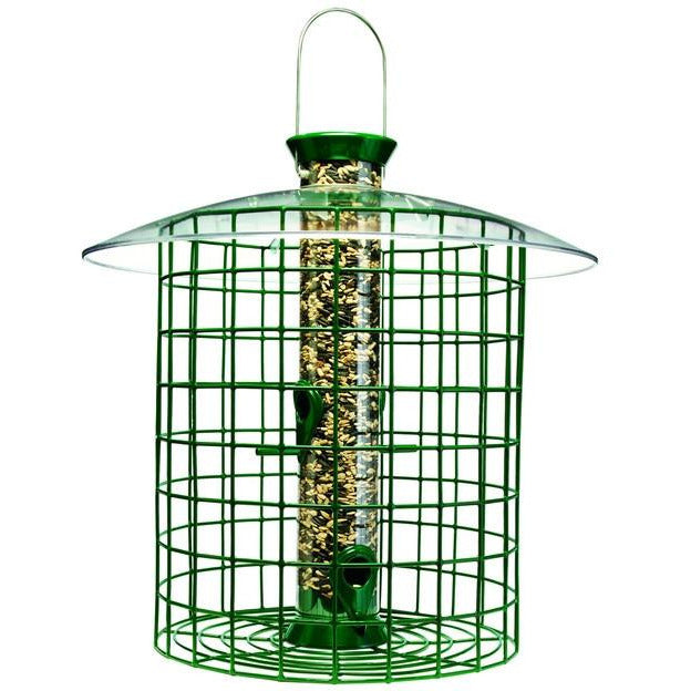 Droll Yankee Squirrel-Proof Sunflower Bird Feeder