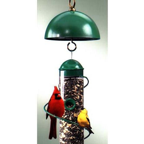 Twirl-A-Squirrel Electronic Bird Feeder Baffle