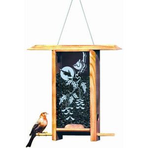 Schrodt Designs Vine Maple Bird Feeder