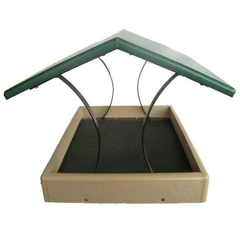 Recycled X-Large Fly-thru Feeder