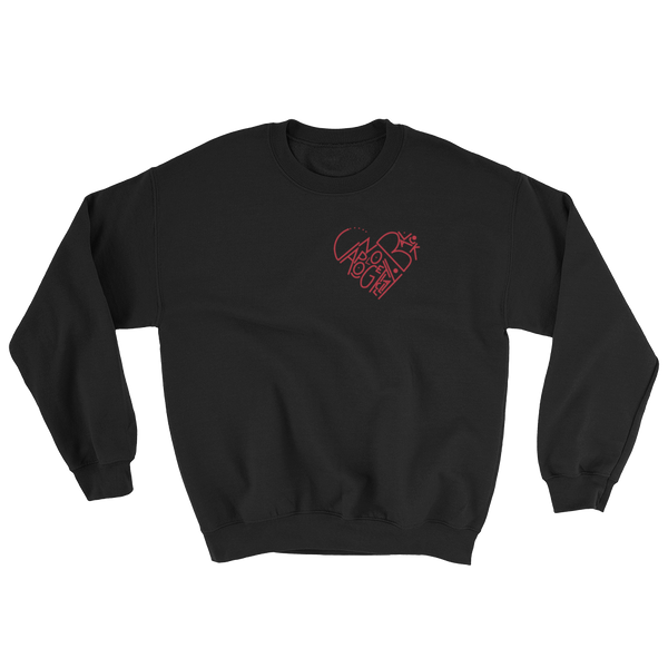 Black Love (Unapologetically Black) Sweatshirt