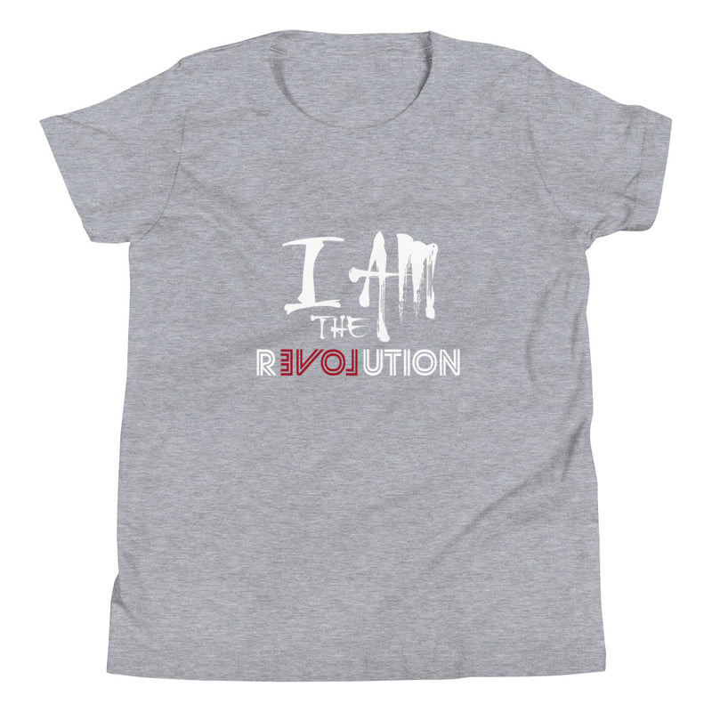 I Am Youth Short Sleeve T-Shirt