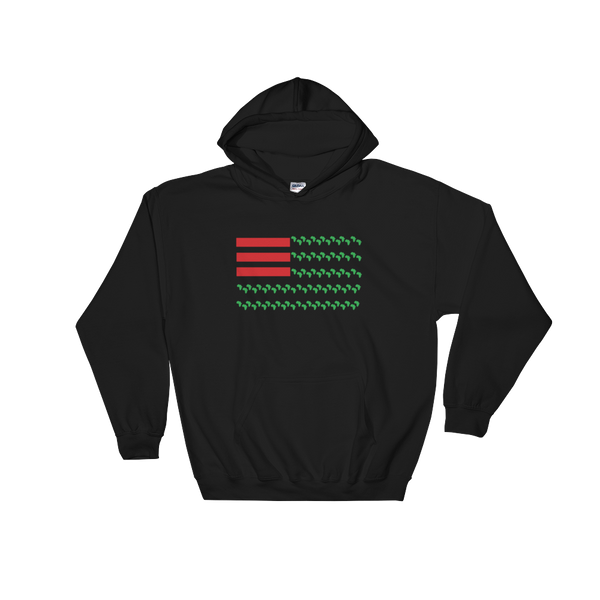 RBG Marcus Garvey Limited Edition Hooded Sweatshirt