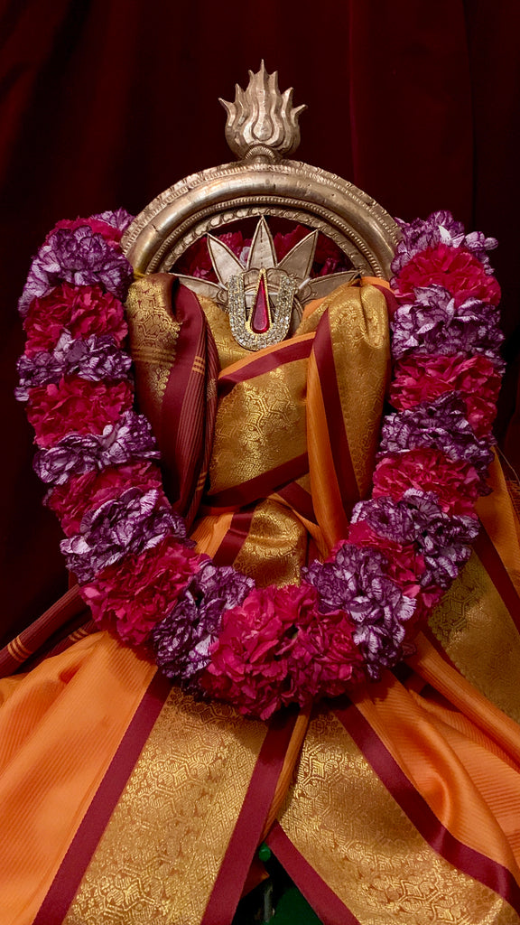 Swati; Abhishekam for Sri Sudarsana