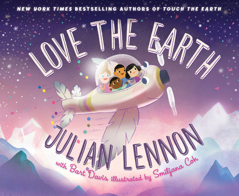 Love The Earth Book - with Free Audio/Video Book