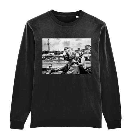 Unisex Long Sleeve Cycle 2016