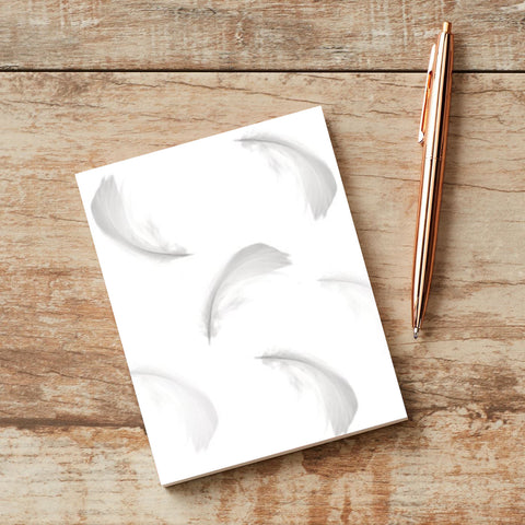 Feathers Small Note Pad