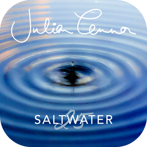 Julian Lennon - Saltwater 25 (Digital Download) *note for mobile devices