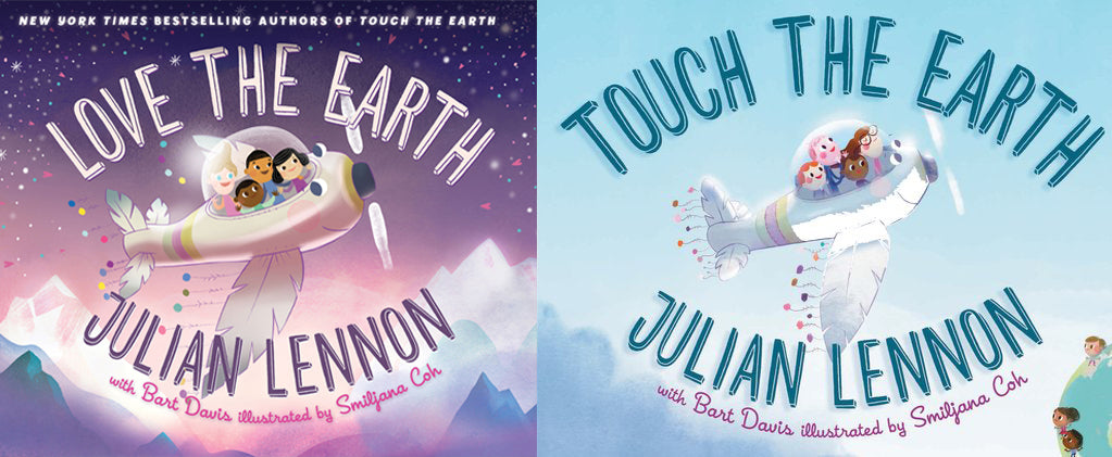 Touch The Earth & Love The Earth Book Collection