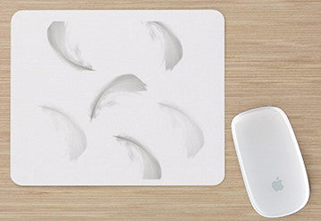 'Feathers' Mouse Mat