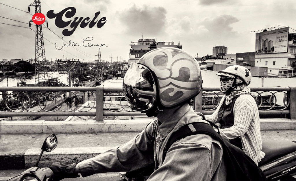Leica 'Cycle' Poster