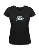 Saltwater 25th Anniversary T-Shirt Female Black - Limited Edition
