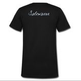 Saltwater 25th Anniversary T-Shirt Male Black - Limited Edition