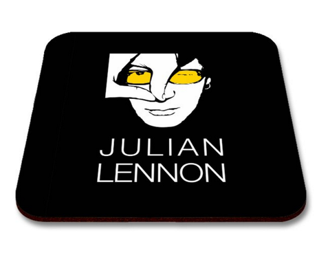 Julian Lennon Logo Coaster Set (Pack of 4)
