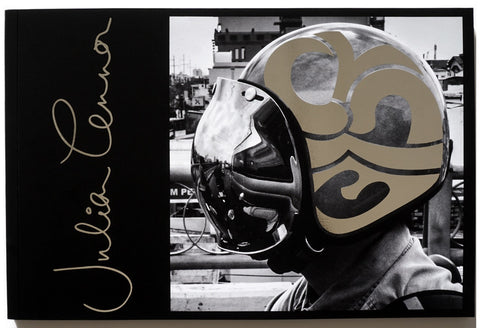 Limited Edition Hand Signed Cycle Photography Book - Hard Cover