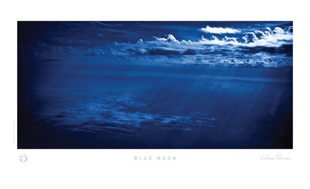 Alone 'Blue Moon' Poster