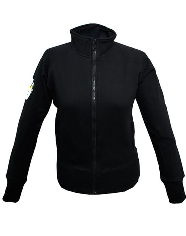 Julian Lennon (JL Logo) Black Track Top