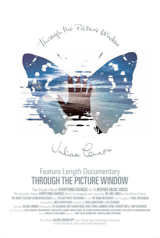 Julian Lennon (Through The Picture Window 1) Poster