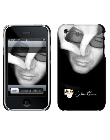 Julian Lennon (B&W Face) iPhone 3G/3GS Hard Case