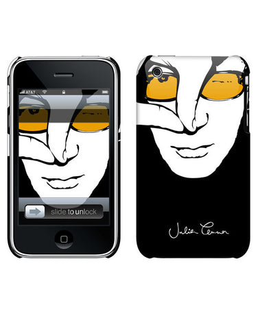 Julian Lennon (Colour Face iPhone 3G/3GS Hard Case) iPhone 3G/3GS Hard Case