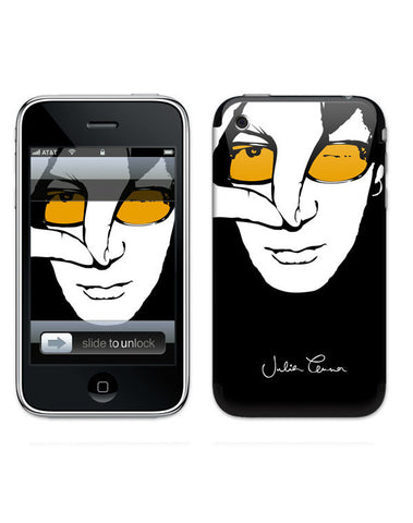 Julian Lennon (Colour Face iPhone 3G/3GS Skin) iPhone 3G/3GS Skin