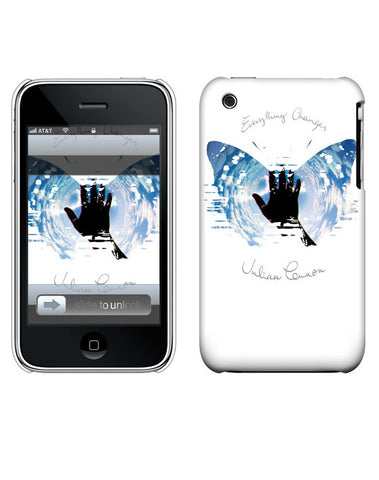 Julian Lennon (Everything Changes) iPhone 3G/3GS Hard Case