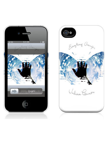 Julian Lennon (Everything Changes) iPhone 4/4S Hard Case