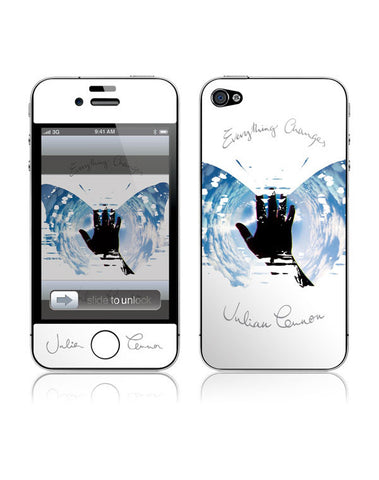 Julian Lennon (Everything Changes) iPhone 4/4S Skin