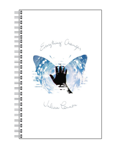 Everything Changes Note Book