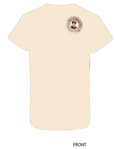 Photograph Smile T-Shirt Cream