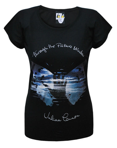 Julian Lennon (Through The Picture Window) Black T-Shirt