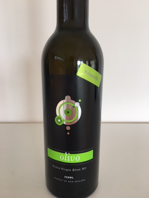 Koroneiki Estate Extra Virgin Olive Oil 250mls
