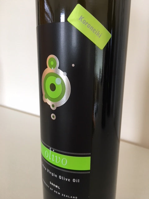 Koroneiki Estate Extra Virgin Olive Oil 500mls - SOLD OUT