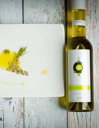 Fennel Infused Olive Oil 200mls