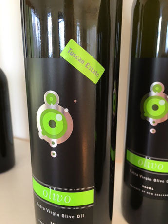 Tuscan Estate Extra Virgin Olive Oil 500mls - SOLD OUT