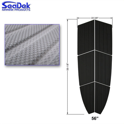 56 inch x 22 inch Stand Up Paddleboard Pad - 1 Color