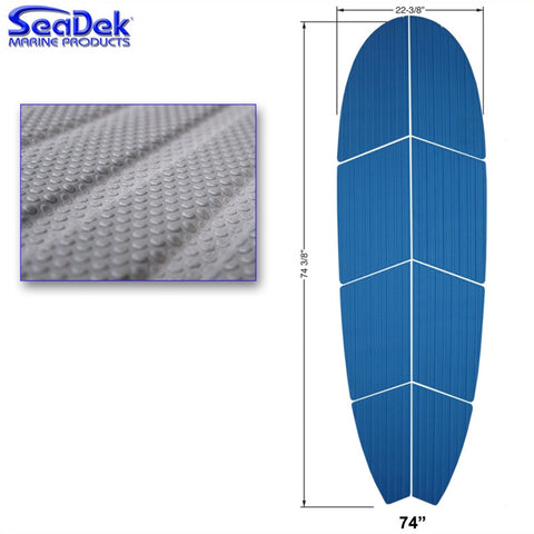 74 inch x 22 inch Stand Up Paddleboard Pad - 1 Color