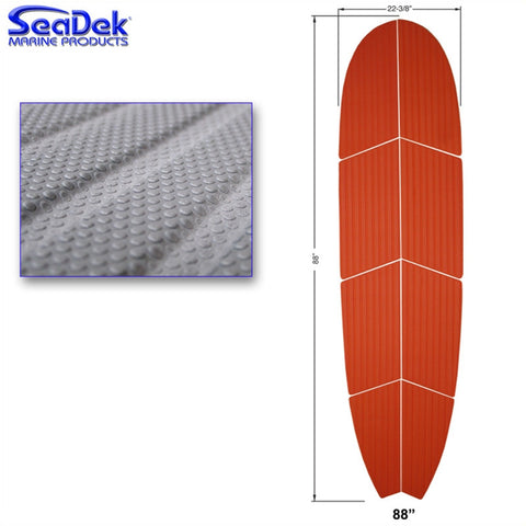 88 inch x 22 inch Stand Up Paddleboard Pad - 1 Color