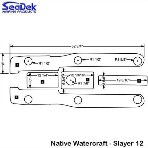 Native Watercraft - Slayer 12 - 2013