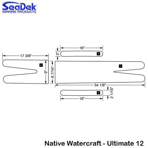 Native Watercraft - Ultimate 12 - 2011