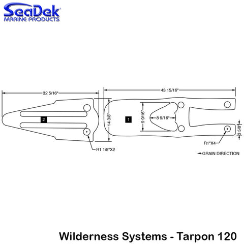 Wilderness Systems - Tarpon 120 - 2006