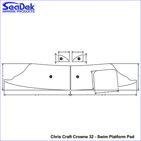 Chris Craft Crowne 32