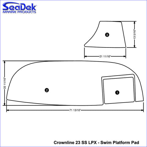 Crownline 23 SS LPX