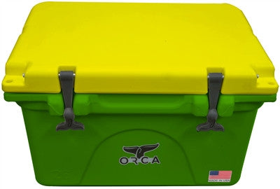 ORCA 26 Quart Green/Yellow