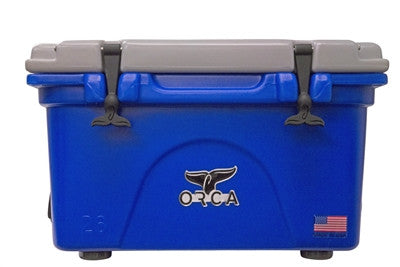 ORCA 26 Quart Blue/Grey