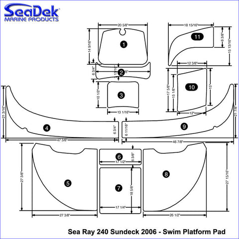 Sea Ray 240 Sundeck 2006