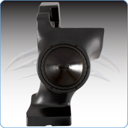 Wet Sounds Can Am Commander Subwoofer