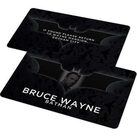 Bruce Wayne Batman (Batman vs Superman, Batman Begins, The Dark Knight Rises)