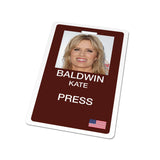 White House Press Pass (House of Cards)