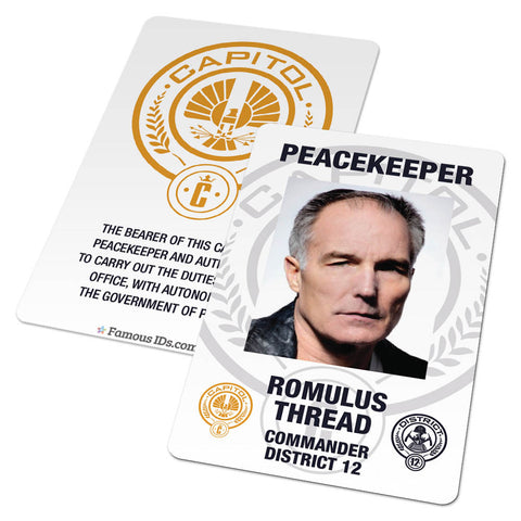 Peacekeeper (The Hunger Games)